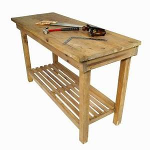 Project Working Idea: Inexpensive woodworking bench
