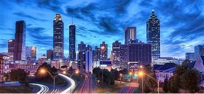 Atlanta Skyline Transportation Wheretraveler Flickr Atlantas