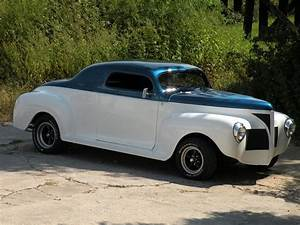 1940 PLYMOUTH CUSTOM COUPE 71034