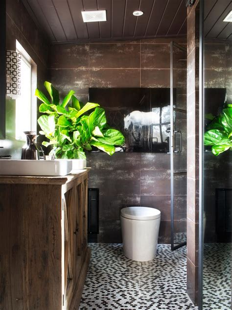 rustic farmhouse master bathroom rustic bathroom vanities hgtv Rustic Farmhouse Master Bathroom