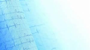 Heart Rate  Electrocardiogram  Ecg Medical Stock Footage