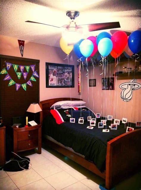 easy homemade birthday decoration ideas sheideas