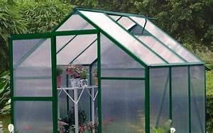 Serre En Polycarbonate Ou En Verre : gamm vert ~ Premium-room.com Idées de Décoration