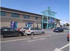 Longford Shopping Centre © Oliver Dixon ccbysa20