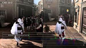 Assassin's Creed Brotherhood: PS3/360 Gameplay Frame-Rate ...