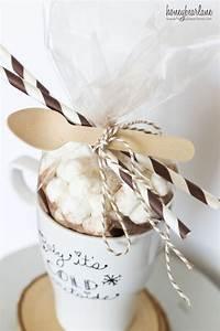 5 Minute Hot Chocolate Gift - Honeybear Lane