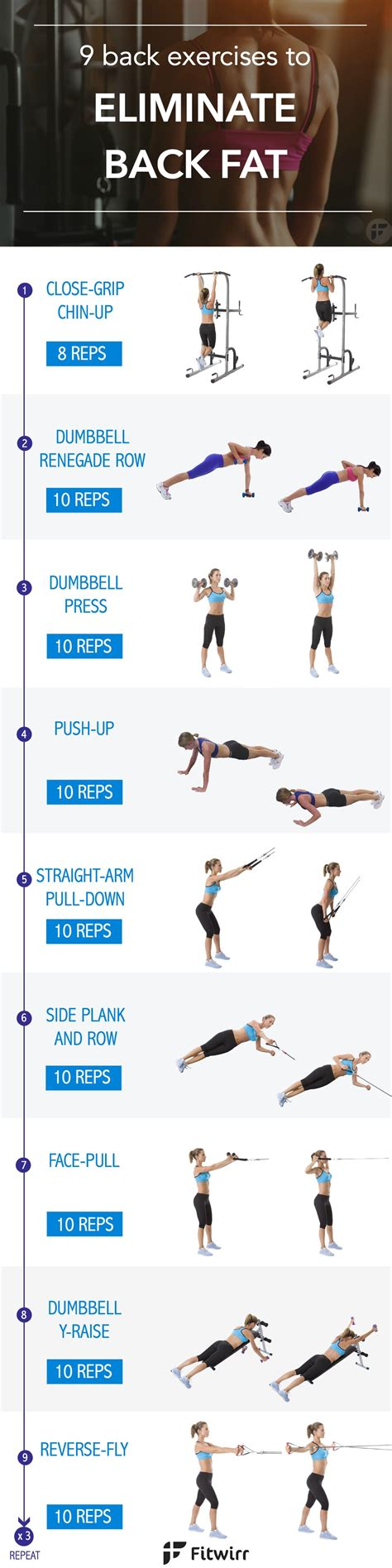 back exercises 187 health and fitness