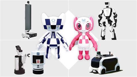 Tokijas olimpiskajās spēlēs skatītājus apkalpos dažādi roboti - DELFI