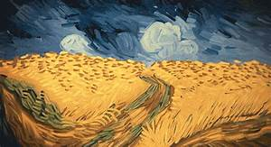 Pictures post impressionists van gogh for Finding vincent the first feature length painted animation