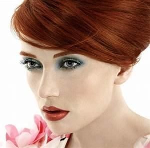 Haarfarbe Für Blasse Haut : rote haare blasse haut lippenstift rot braun nuancen make up f r rothaarige hair ~ Frokenaadalensverden.com Haus und Dekorationen
