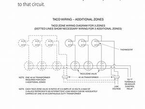 Thermostat Wiring Diagram  Nest  Taco  Sr503