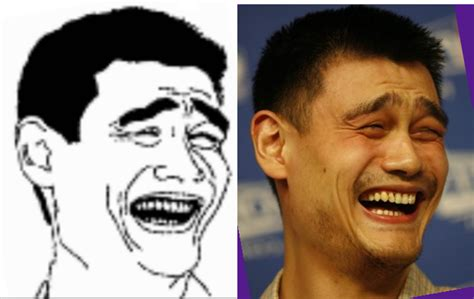 Yao Ming Memes - funny internet meme faces hot girls wallpaper