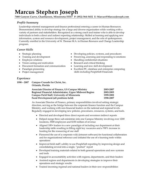 summary  resume resume