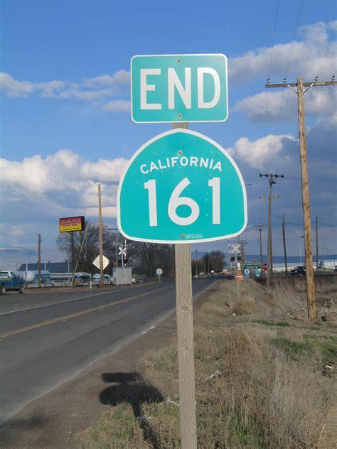 California @ AARoads - California 161