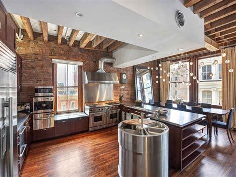 cuisine style loft la deco loft yorkais en 65 images archzine fr
