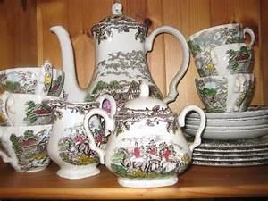 Chinesisches Geschirr Kaufen : kaffeservice jagdmotiv teeservice chinesisches motiv ~ Michelbontemps.com Haus und Dekorationen
