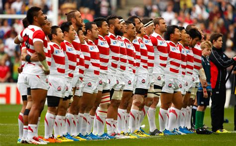 japan breaking records     pitch rugby world
