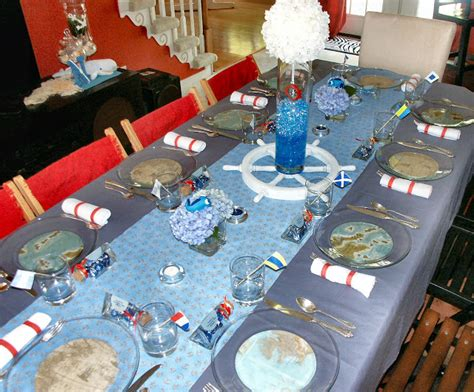 nautical baby shower decor a sip and see nautical baby shower design dazzle