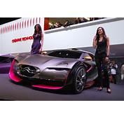 Specification Of  Citroen Survolt Cool Electric Cars