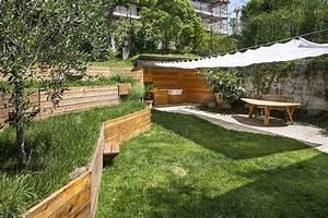 amenagement jardin en pente conseils et astuces With amenager jardin en pente 8 comment fabriquer un poulailler en bois pour le jardin