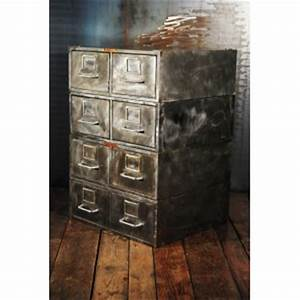 Meuble Industriel Vintage : meubles industriels ancien lyon mobilier d usine pas cher meuble d atelier style industriel vintage ~ Teatrodelosmanantiales.com Idées de Décoration