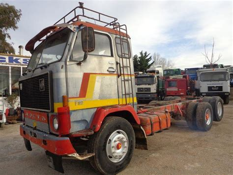 volvo fx cab chassis truck  greece  sale