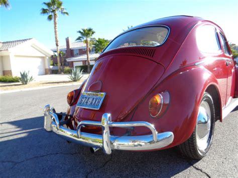 volkswagen beetle ragtop bug  sale