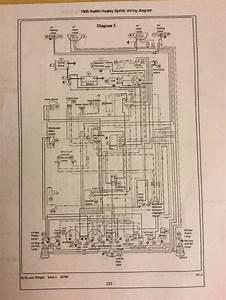 Stella Austin Healy Sprite Wiring Diagram