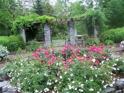 Arthur F Conrad Formal Gardens At Miami University, Ohio