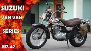 Suzuki Vanvan 125 : motorcycle suzuki van van series van van 50 van van 125 van van 200 off road contour ~ Medecine-chirurgie-esthetiques.com Avis de Voitures