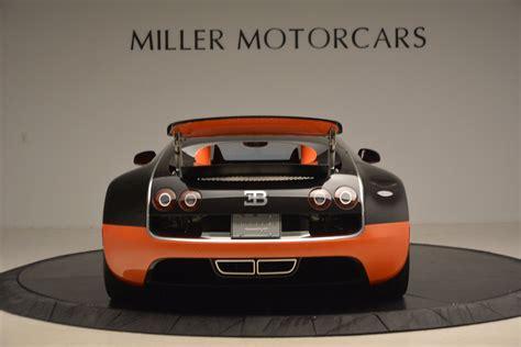 Autoart 70933 1:18 bugatti veyron super sport pur blanc edition supercar. Pre-Owned 2012 Bugatti Veyron 16.4 Super Sport For Sale () | Miller Motorcars Stock #7244C