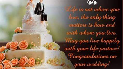 heartfelt marriage wishes sms wedding wishes  messages messages   wishes