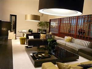 Décoration Intérieure Salon : style d co japonais une inspiration typique et moderne ~ Teatrodelosmanantiales.com Idées de Décoration