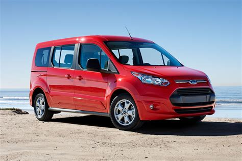 ford transit connect returns    mpg