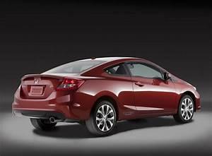 Honda Civic 2012 Sedan And Coupe Unveiled