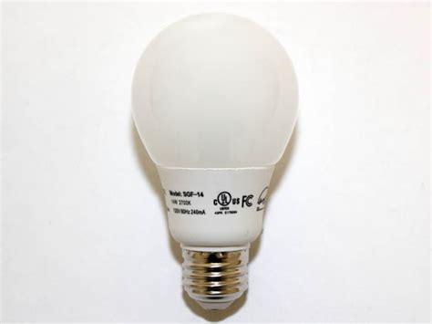 60 watt incandescent equivalent 14 watt 120 volt a style
