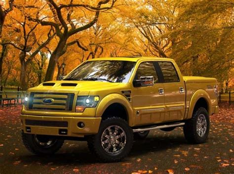 2014 Ford F 150 Tonka Edition hits the road   Kelley Blue Book