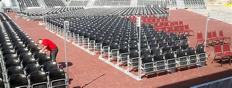 section signage seating solutions