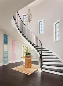 18, Graceful, Transitional, Staircase, Designs, Your, Home, Longs, For