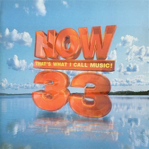 Various  Now That's What I Call Music! 33 (cd) At Discogs