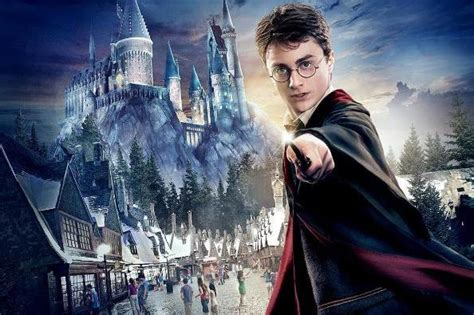 christmas celebration coming  universals wizarding