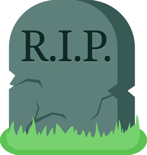 Rip Background Rip Grave Clipart Transparent Png Stickpng