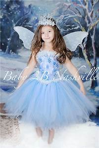 Winter Snow Fairy Costume Ice Fairy Costume Snow Princess ...