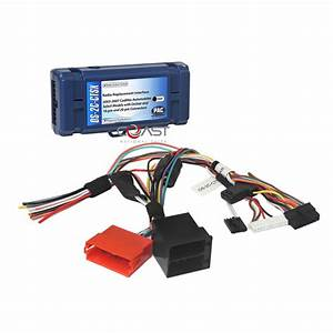 Car Radio Stereo Onstar Wire Harness Interface For 2003