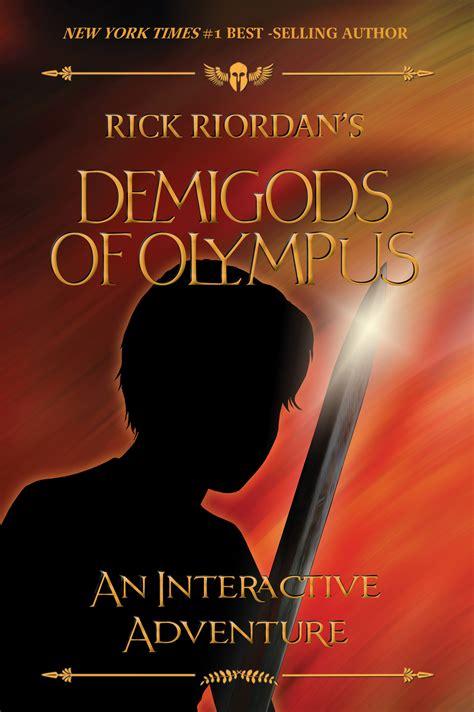 New Rick Riordan E Book Announced Laughingplacecom