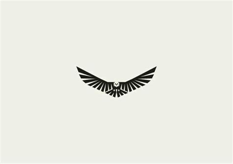 small eagle tattoo ideas  pinterest simple