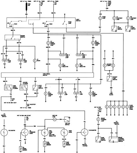 Wiring Diagram For 1984 Jeep Cj 7 by Repair Guides