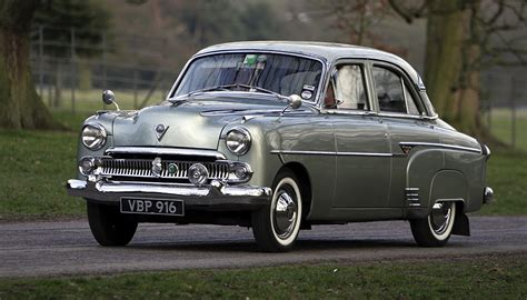 vauxhall velox vauxhall velox 1953 also known as the english ford my