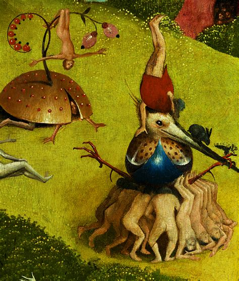garden of delights hieronymus bosch the garden of earthly delights