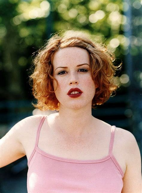 hair style 50 best molly ringwald images on 3711